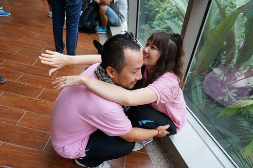 Hai người từng là cặp đôi hạnh phúc và đẹp nhất nhì showbiz.(Ảnh: ngoisao.net) - Tin sao Viet - Tin tuc sao Viet - Scandal sao Viet - Tin tuc cua Sao - Tin cua Sao
