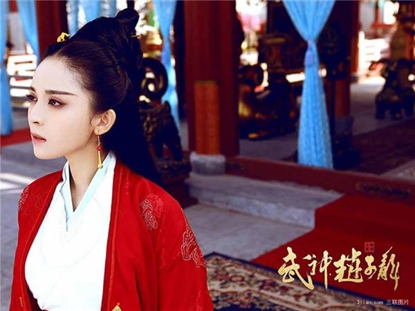 Dàn 'nữ thần' cổ trang khuynh đảo màn ảnh Hoa ngữ năm 2016