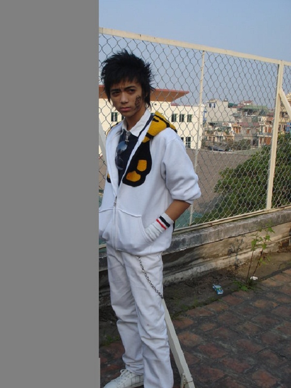 """Soobin Hoàng Sơn cũng không quên chạy theo """"xì-tai"""" hip hop """"gây bão"""" một thời. - Tin sao Viet - Tin tuc sao Viet - Scandal sao Viet - Tin tuc cua Sao - Tin cua Sao"""