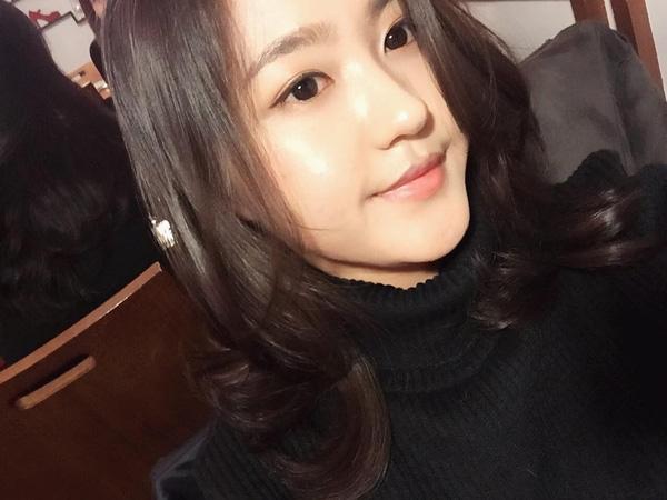 """Các cô gái Hàn với """"kiểu tóc giống của Suzy""""."""