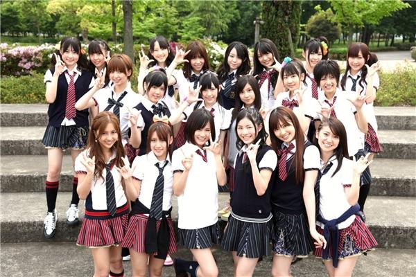 Chiếc váy ngắn là đồng phục đặc trưng của nữ sinh Nhật Bản. (Ảnh: Internet)