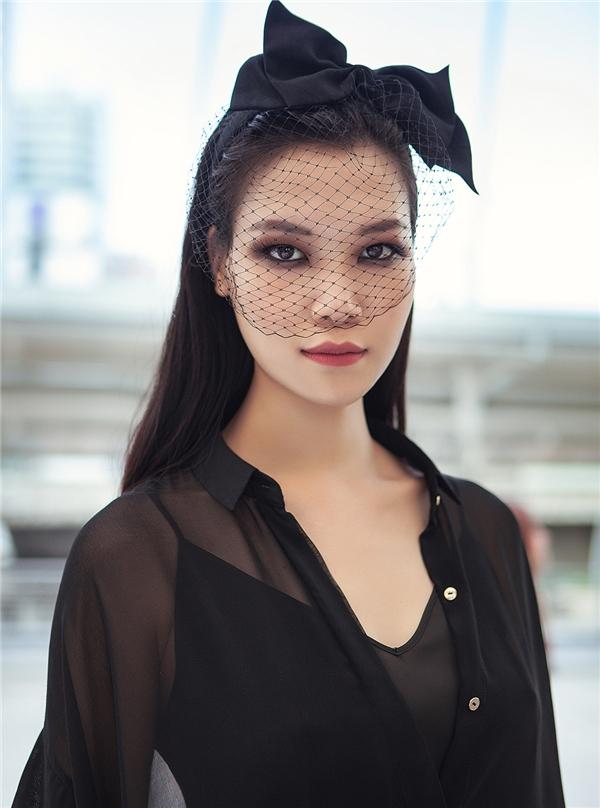 Cận cảnh nhan sắc không tì vết của Hoa hậu Việt Nam 2008 - Thùy Dung.