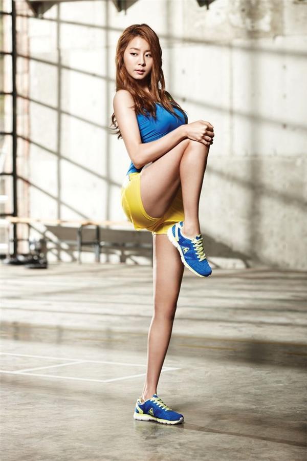 Tập gym giúp cơ thể bạn cân đối hơn. (Ảnh: Internet)