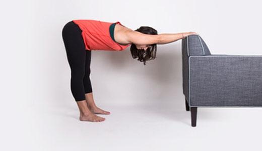 Hãy để cho bụng của bạn được vận động. (Ảnh: Internet)