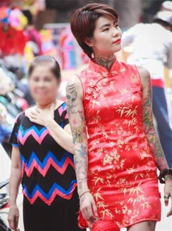 """Bức ảnh """"dậy sóng"""" của Phạm Thị Huỳnh Mai. (Ảnh: Internet)"""