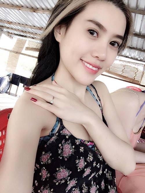 Vẻ ngoài xinh đẹp của Phương Anh. (Ảnh: Internet)