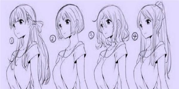 Chọn một trong 4 hình vẽ trên để biết thêm vềtính cách của mình. (Ảnh: Internet)