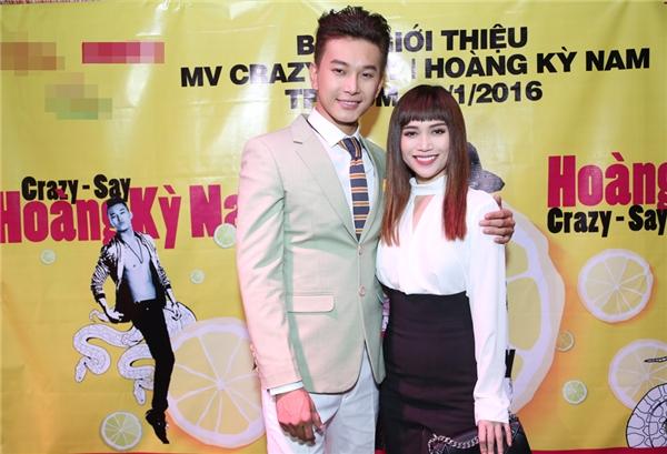 Cô đảm nhận vai nữ chính trong MV mới của nam ca sĩ trẻ. - Tin sao Viet - Tin tuc sao Viet - Scandal sao Viet - Tin tuc cua Sao - Tin cua Sao