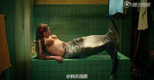 Những tạo hình hết sức kì lạ, sáng tạo trong tác phẩm mới của Châu Tinh Trì.