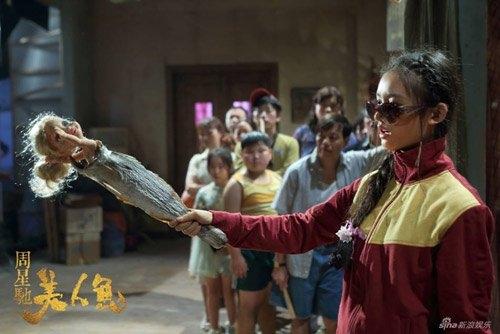 Châu Tinh Trì trở lại với siêu phẩm điện ảnh cực lạ mắt