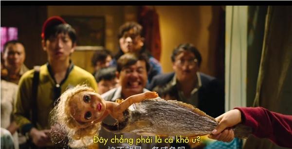 Nàng tiên cá xinh đẹp trong phim... chỉ là một con búp bê?