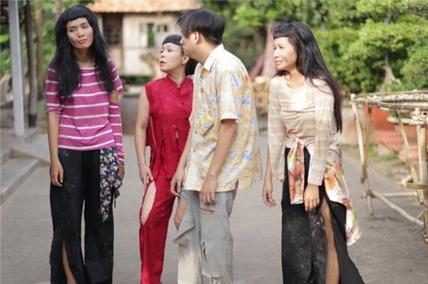 Đây cũng là lần đầu tiên nữ ca sĩ Ái Phương xuất hiện với vai trò một diễn viên, vì vậy khán giả không khỏi nóng lòng chờ đợi biểu hiện của cô nàng trong bộ phim lần này. - Tin sao Viet - Tin tuc sao Viet - Scandal sao Viet - Tin tuc cua Sao - Tin cua Sao