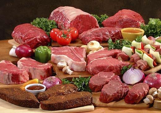 Nên cung cấp nhiều protein cho cơ thể. (Ảnh:Internet)