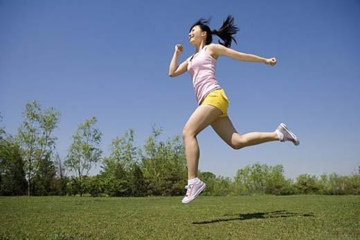 Vận động giúp tăng cường chức năng tái tạo máu. (Ảnh:Internet)