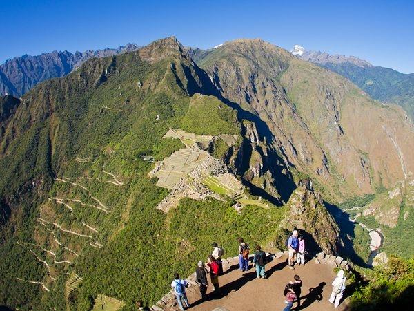 Đừng nghĩ Huayna Picchua là một công trình cổ xưa mà chủ quan!(Ảnh: Internet)