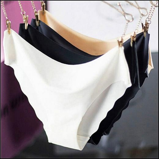 Các kiểu quần lót phù hợp cho váy hay quần ngoài vải mỏng.(Ảnh: Internet)