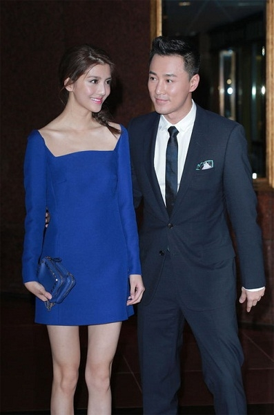 Ngô Thiên Ngữ và Lâm Phong bắt đầu hẹn hò từ tháng 7/2012.