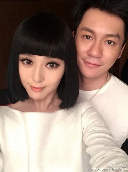 Lý Thần và Phạm Băng Băng công khai hẹn hò vào cuối tháng 5/2015.