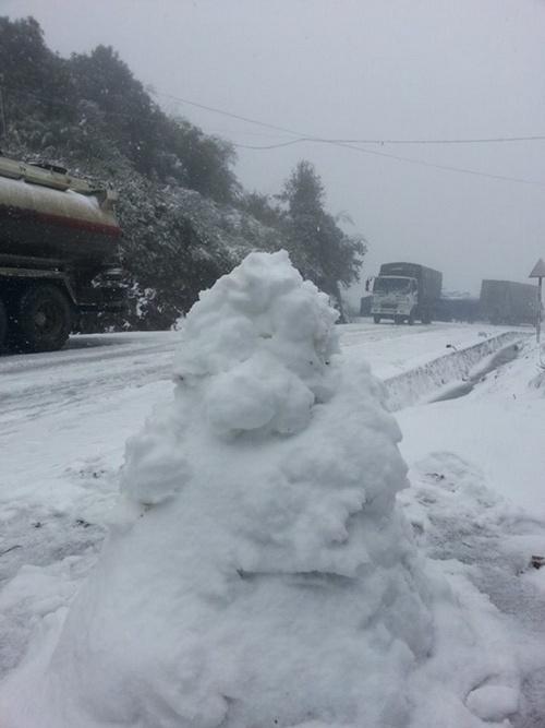 Hot: 17 giờ chiều nay tuyết có thể rơi trắng xóa tại Sa Pa