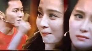 Phạm Băng Băng bật khóc vì bị Lý Thần quát mắng trên sóng truyền hình