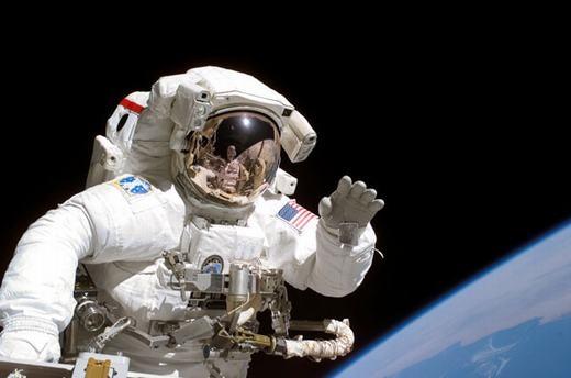 Sau đó, họ sẽ lên đường làm nhiệm vụ... (Ảnh: NASA)