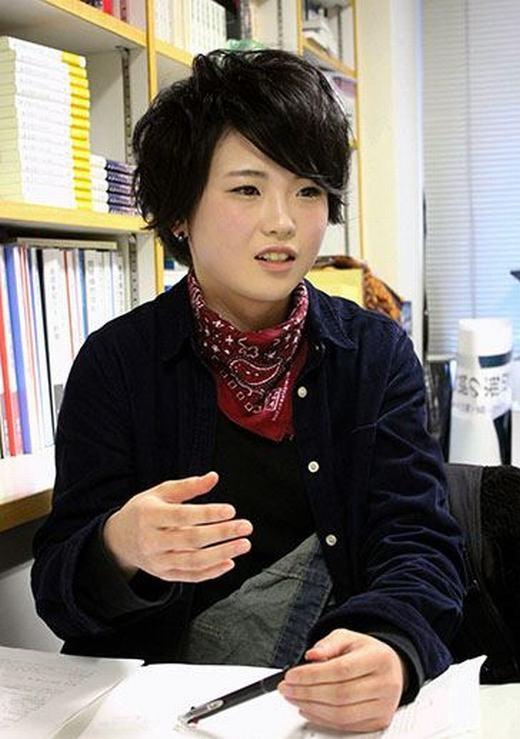 Sinh viên Yuka Kudo. (Ảnh: Telegraph)