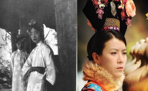  Uyển Dung - vị hoàng hậu cuối cùng của nhà Thanh cũng không xinh đẹp lộng lẫy như phim