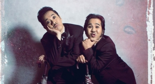 Hai anh em nghệ sĩ Thành Lộc, Bạch Long trên tạp chí Elle. - Tin sao Viet - Tin tuc sao Viet - Scandal sao Viet - Tin tuc cua Sao - Tin cua Sao