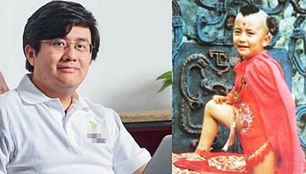 Hiện nay, Triệu Hân Bồi đang là CEO của một công ty về mạng. Anh cũng được xem là người có học vấn cao và thành đạt nhất trong dàn diễn viên nhí của Trung Quốc thời bấy giờ. (Ảnh: Internet)