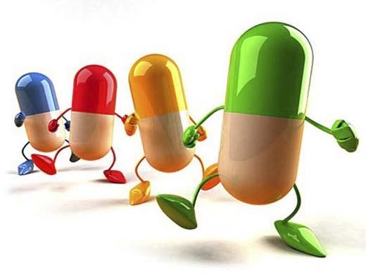 Thuốc kháng sinh kháng luôn vết ố(Ảnh: Internet)