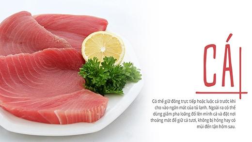 Mách bạn bảo quản thực phẩm tươi ngon lâu ngày Tết