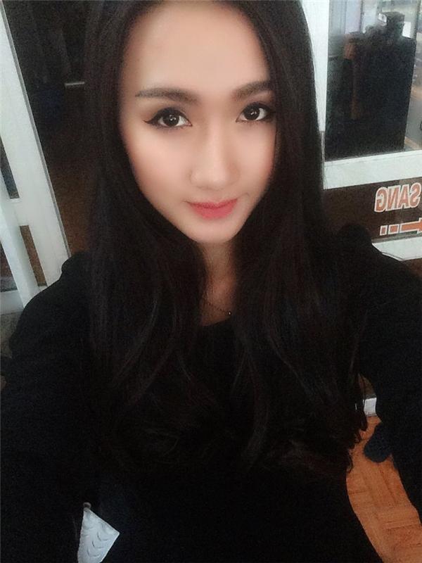 Cô gái xinh đẹp ấy tên thật là Hà Thị Nhung.(Ảnh: Internet)
