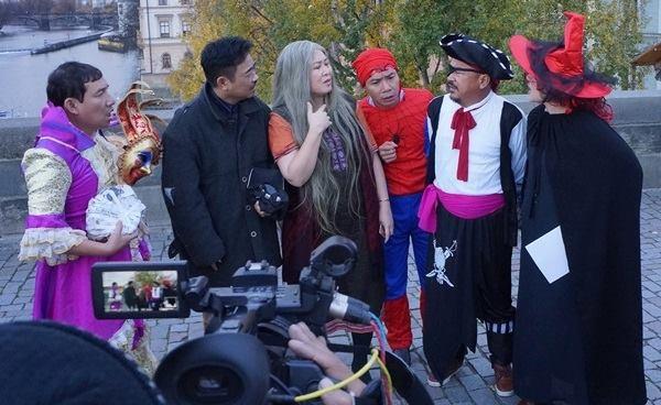 Các nghệ sĩ trên đường phố Cộng Hòa Séc - Tin sao Viet - Tin tuc sao Viet - Scandal sao Viet - Tin tuc cua Sao - Tin cua Sao