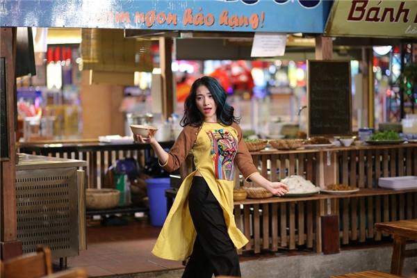 """Mr T, Hòa Minzy """"gây sốt"""" với Ăn gì đây phiên bản mới - Tin sao Viet - Tin tuc sao Viet - Scandal sao Viet - Tin tuc cua Sao - Tin cua Sao"""