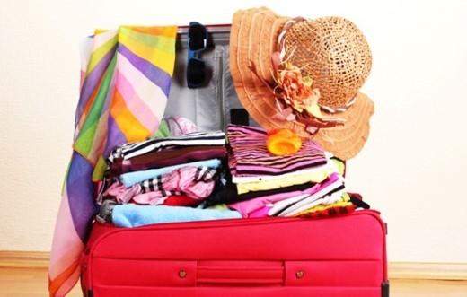 Hành lý gọn gàng giúp các phượt thủ di chuyển dễ dàng hơn. (Ảnh: Internet)