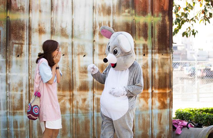 Đức Phúc bỗng hóa… chuột để cưa cẩm hot girl - Tin sao Viet - Tin tuc sao Viet - Scandal sao Viet - Tin tuc cua Sao - Tin cua Sao