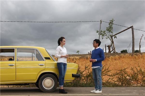 Lộ ảnh thân thiết của Trường Giang và Angela Phương Trinh - Tin sao Viet - Tin tuc sao Viet - Scandal sao Viet - Tin tuc cua Sao - Tin cua Sao
