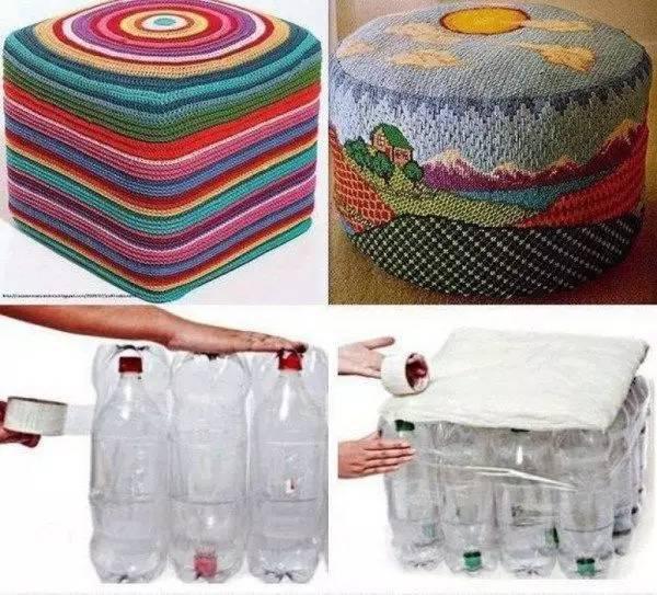 Cách tái chế chai nhựa thành những vật dụng hữu ích