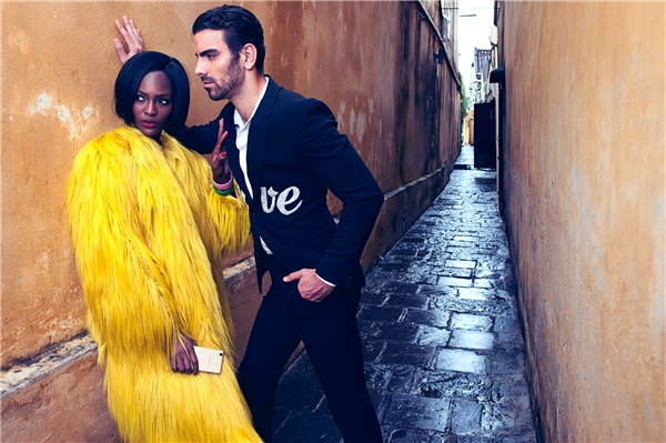 Nyle DiMarco – Mame Adjei đẹp từng centimet tại Hội An