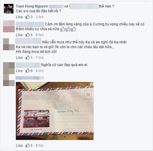 Ngay sau khi được đăng đăng tải, hình ảnh ngay lập tức đã nhận được những phản hồi tích cực từ cư dân mạng. - Tin sao Viet - Tin tuc sao Viet - Scandal sao Viet - Tin tuc cua Sao - Tin cua Sao