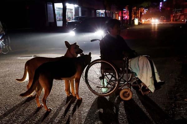Có những đêm muộn cảm thấy buồn chán, Phương Kiến Quốc lại cùng hai người bạn nhỏ của mình ra ngoài đi dạo một vòng. Nhờ vậy, anh cũng thoải mái hơn nhiều.