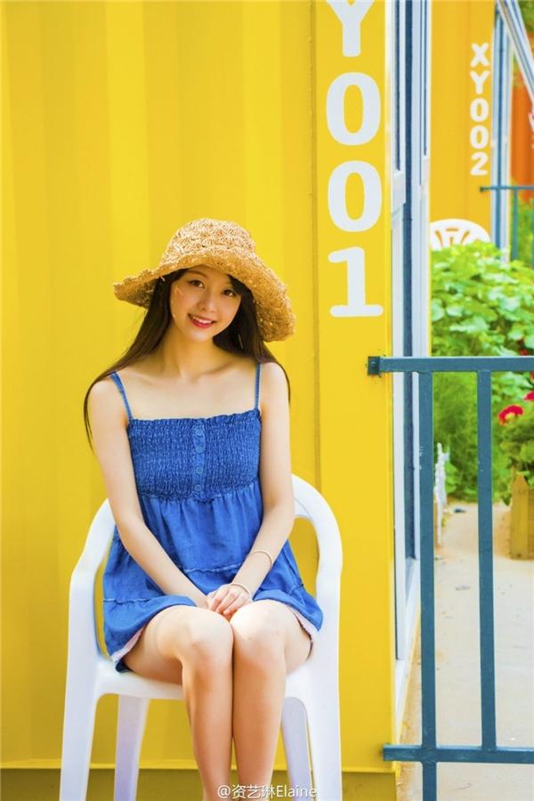 Cũng giống nhiều cô gái đồng trang lứa khác, sở thích đặc biệt của Nghệ Lâm là du lịch và chụp ảnh. (Ảnh: Internet)