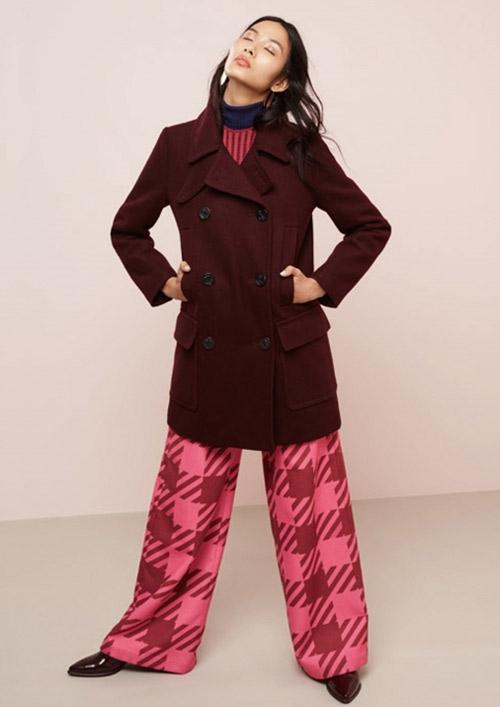 Để có thể xuất hiện lôi cuốntrên tạp chí Elle UK, Hoàng Thùy đã phải trải qua 2 vòng casting căng thẳng, vượt qua hàng trăm người mẫu - Tin sao Viet - Tin tuc sao Viet - Scandal sao Viet - Tin tuc cua Sao - Tin cua Sao