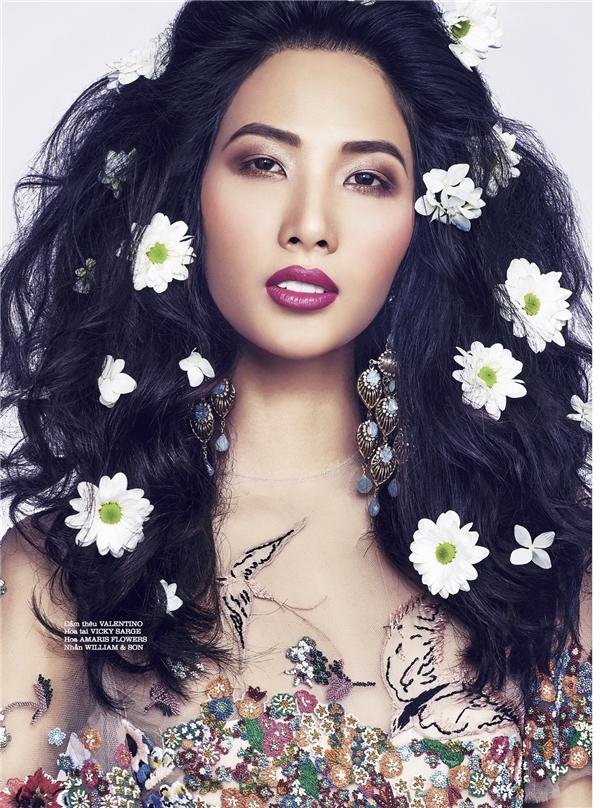 Hoàng Thùy đang từng bước chinh phục thị trường thời trang quốc tế - Tin sao Viet - Tin tuc sao Viet - Scandal sao Viet - Tin tuc cua Sao - Tin cua Sao
