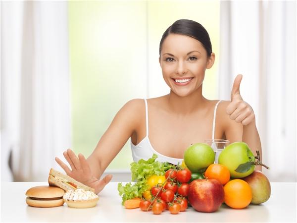 Nhiều người ăn rất nhiều nhưng không thể tăng cân. (Ảnh: Internet)