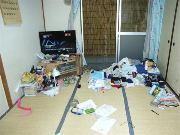 Những hình ảnh này cho thấy một cái nhìn khác về người Nhật Bản