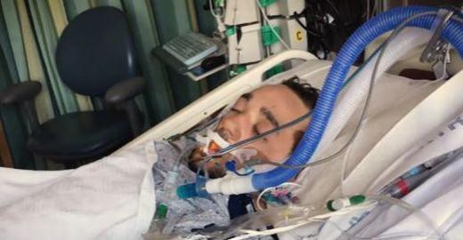 Justin Smith đã được chẩn đoán là đã chết. (Ảnh: ABC News)