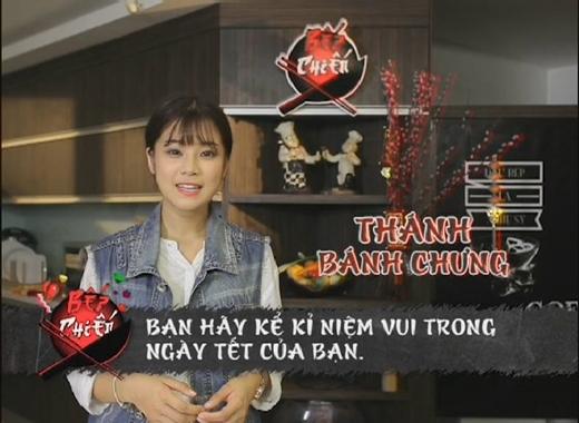 """""""Thánh"""" bánh chưng Hoàng Yến Chibi - Tin sao Viet - Tin tuc sao Viet - Scandal sao Viet - Tin tuc cua Sao - Tin cua Sao"""