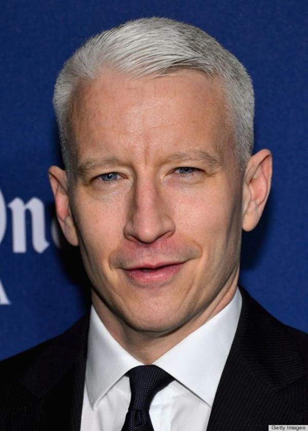 Phát ngôn của Anderson Cooper được đánh giá là có sức thuyết phục cao.