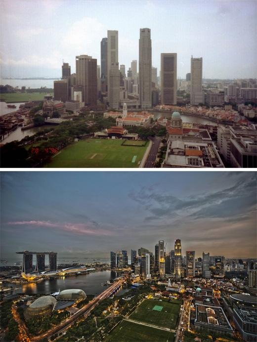 Singapore(1996 - 2011)(Ảnh: Bright Side)